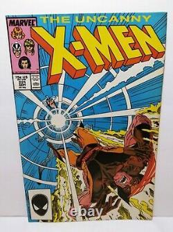 1 Uncanny X-men #221 NM+ range 1st Mr Sinister Wolverine Havok Marvel Key Comic