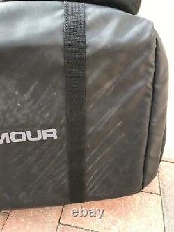 2015 Mariano Rivera Celebrity Golf Under Armour Storm Range Backpack Duffle