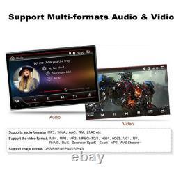 9 2Din Car Stereo Radio GPS Wifi 3G 4G TV LTE BT DAB Mirror Link OBD Hands Free