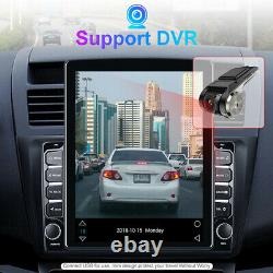 9.7HD 2.5D Vertical Screen Android 8.1 MP5 Player Car GPS Bluetooth Hands Free