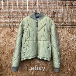 90's Vintage Armani Jeans Jacket stone beige L XL 40 50 42 52 island range