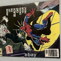 AMAZING SPIDER-MAN #194 vf NM Range Key 1st Black Cat Appearance HIGH GRADE 1979