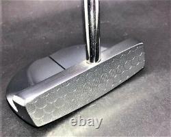 Adjustable Shaft Egk Long Putter, 2-piece Wrap Grip, Rh, 38 To 52 Inch Range