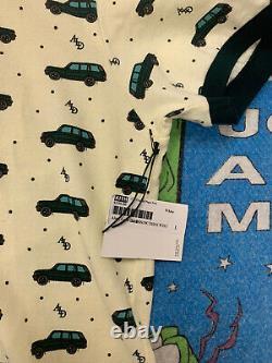 Aime Leon Dore FW 19 Range Rover polo shirt authentic new NWT large VTG vintage