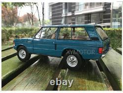Almost Real AR 1/18 1970 Range Rover Early 1st Diecast Model Car Man Boys gifts