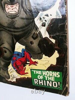 Amazing Spider-Man #41 1st appearance of Rhino VG range Silver Age Key Comic 41