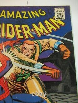 Amazing Spider-man #42 1st Mary Jane Romita 2nd Rhino Fine+ range Silver Age key