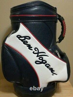 Ben Hogan Tour 18 Mini Driving Range Golf Bag Man cave Free Shipping