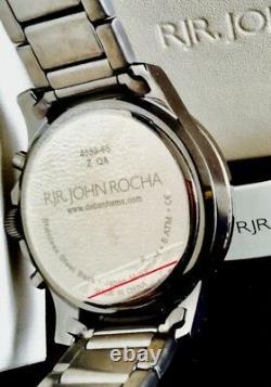 Boxed Gents New Top of The Range RJR John Rocha Designer Watch & Original Papers