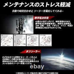 CASIO Men's Watch G-SHOCK Range Man Radio Solar GW-9400J-1JF JAPAN NEW