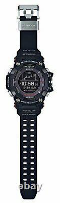 CASIO Watch G-Shock Range Man Solar Assisted GPS Navigation GPR-B1000-1JR