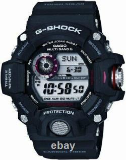 Casio Watch G-SHOCK Range Man Radio Solar GW-9400J-1JF Men's