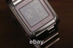 Casio i-RANGE IRW-100 Tough Solar Wave Ceptor Digital Watch Silver