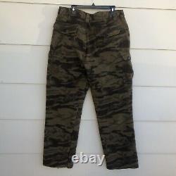 Columbia Wool Blend PHG Gallatin Range Camo Pants Size 36W