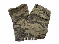 Columbia Wool Blend PHG Gallatin Range Camo Pants Size 40W Hunting Thick