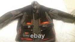 Dainese GORETEX top of the range jacket with detachable inner liner