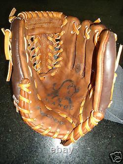 Insignia Range Buffalo 1150mt Baseball Glove 11.5 Rh Made In USA $250 Nokona