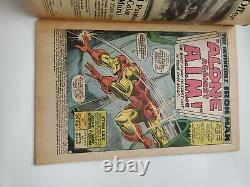 Invincible Iron Man #1 Marvel 1968 Origin Retold Key Amazing Key Issue VG range