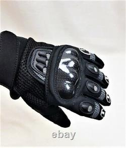 Mens Combat Hard Knuckle Tactical Gloves Army Airsoft Marines SAS Range Hunting