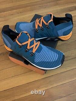 Merrell Range AC+ Teal/Orange Hiking Shoes Mens Size 10.5 J94487