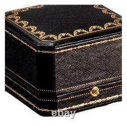 Most Expensive Engagement Ring Box in the World Hand Made Black Diamond Range