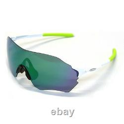NEW Oakley EVZero Range (AF) Polished White / Jade Iridium, OO9337-04