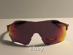 New Oakley Evzero Range OO9327-04 Infared / Prizm Road Sunglasses