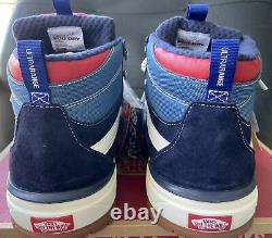 Nib Unisex Vans Ultra Range Exo Hi Mte Sneakers/shoes Size 10 New For 2021
