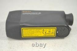 Nikon ProStaff 3 Range Finder # 114073