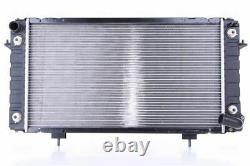 Nissens 64029 Radiator Engine Cooling Man