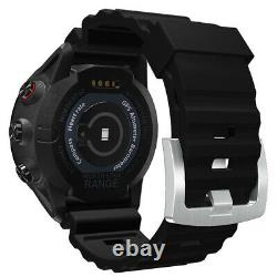 North Edge Diving Smart Watch Range 5 for Out Door Sports Explore(Black)