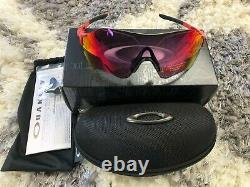 Oakley Evzero Range OO9327-04 Infared / Prizm Road Sunglasses