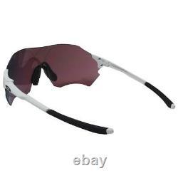 Oakley OO 9327-10 38 Evzero Range Matte White Prizm Road Lens Sports Sunglasses
