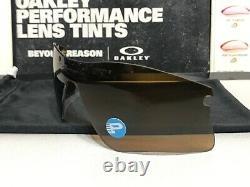 Oakley Radar Range Bronze Iridium Polarized Lens OEM Oakley Lens / NWD C