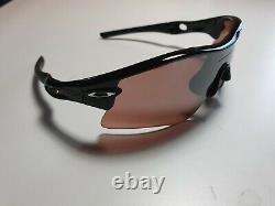 Oakley Sunglasses RADAR RANGE Metallic Black withG20 Black Iridium lens