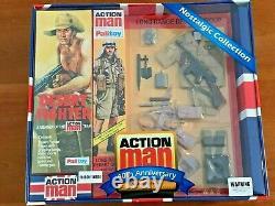 Palitoy Action / Man Hasbro GI Joe 12 40TH 1966-2006 12 Long Range Desert NEW
