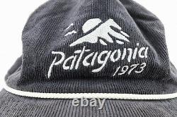 Patagonia Coastal Range Stretch Corduroy Hat Snapback Rope 38047 2015