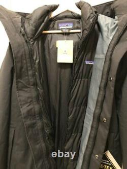Patagonia Men's Frozen Range 3-in-1 Parka Black Medium New with Tags $799