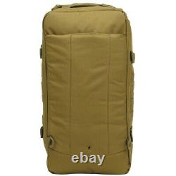 Professional Military Tactical Shooters Range Transport Travel Bag 48L Coyote