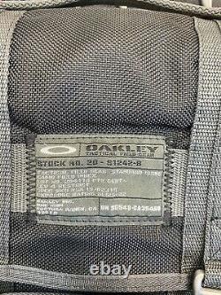 RARE OAKLEY TACTICAL FIELD GEAR AP BAG SI Range Laptop Messenger Day Pack EUC