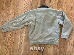 RARE VTG Patagonia Nuevo Range Coat Jacket Work Wear 1988 Synchilla Aztec Lined