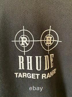 Rhude Target Range Hoodie Supreme Fear Of God Vlone