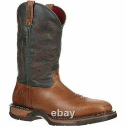 Rocky Men's Long Range Western Boot Choose SZ/color