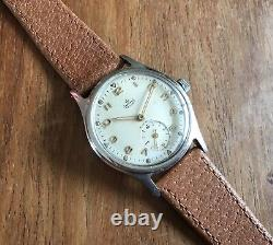 Smiths Deluxe A409 Everest Range Watch Serviced