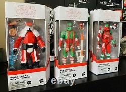 Star Wars Black Series Holiday Edition Range Sith Clone Trooper NEW