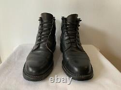 Truman Boot Co Nero Blacked Out Size 11D Commando Sole Front Range Boot