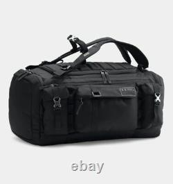 Under Armour Cordura Range Duffle Bag Black Rock Authentic Armor Ua