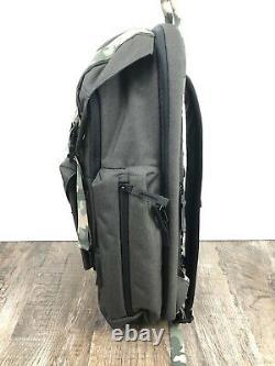 Under Armour UA Project Rock USDNA Regiment Range Backpack 1315435 001 Grey Camo