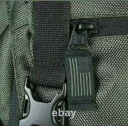 Under Armour Ua Project Rock Regiment Range Military Green Backpack 1315435-330