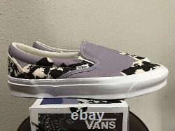 Vans Kith Vault OG Classic Slip-On Mountain Range Men's Size 9. Ready To Ship